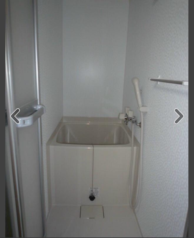 Tal vez la bañera más pequeña del mundo...