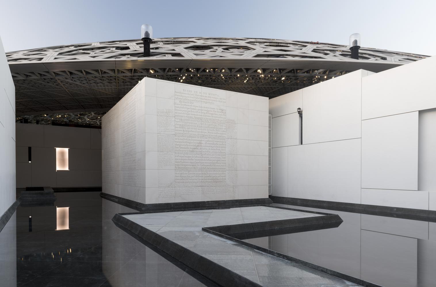 Marc Domage/Louvre Abu Dabi