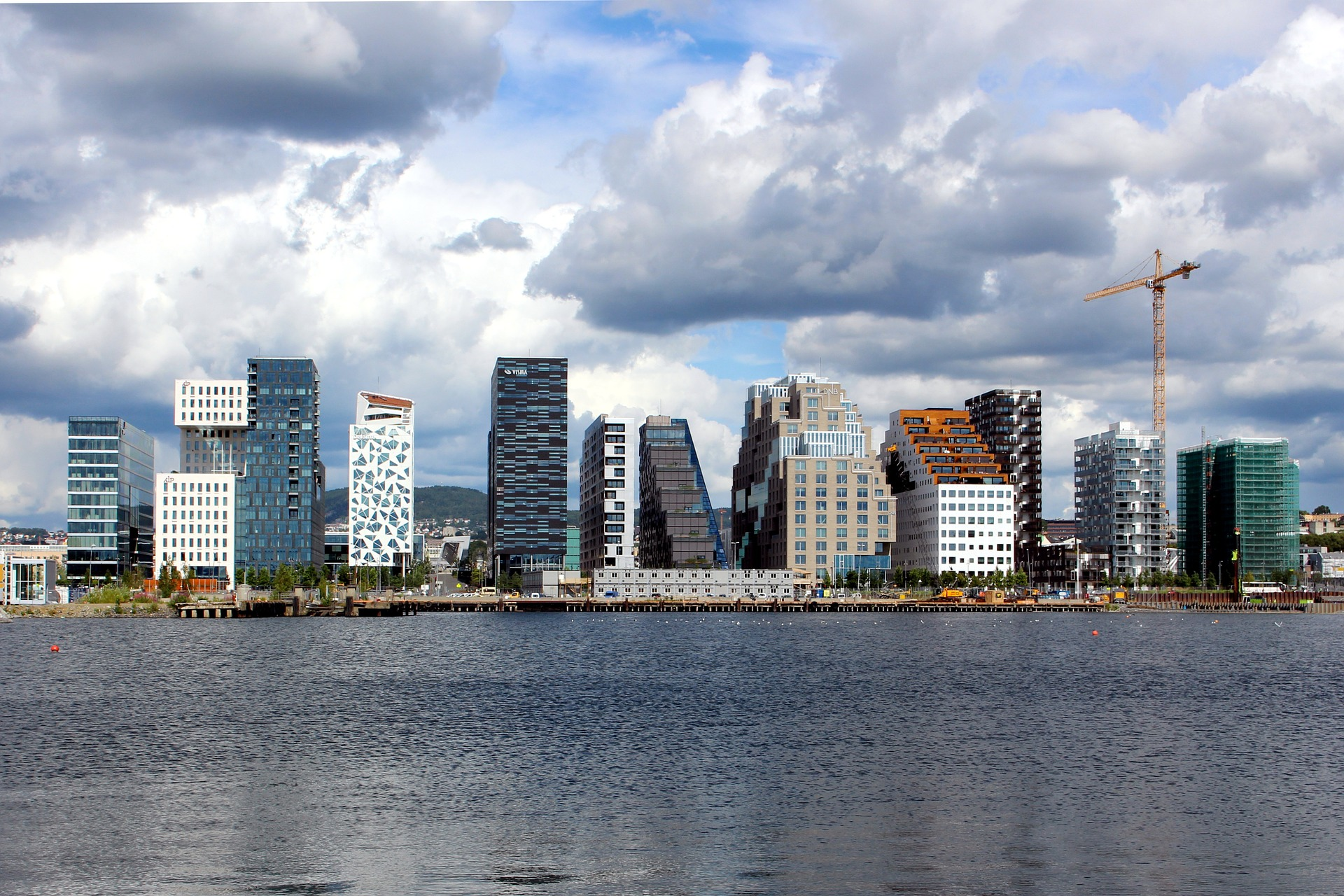 Oslo, un mercado en expansión. / Creative commons