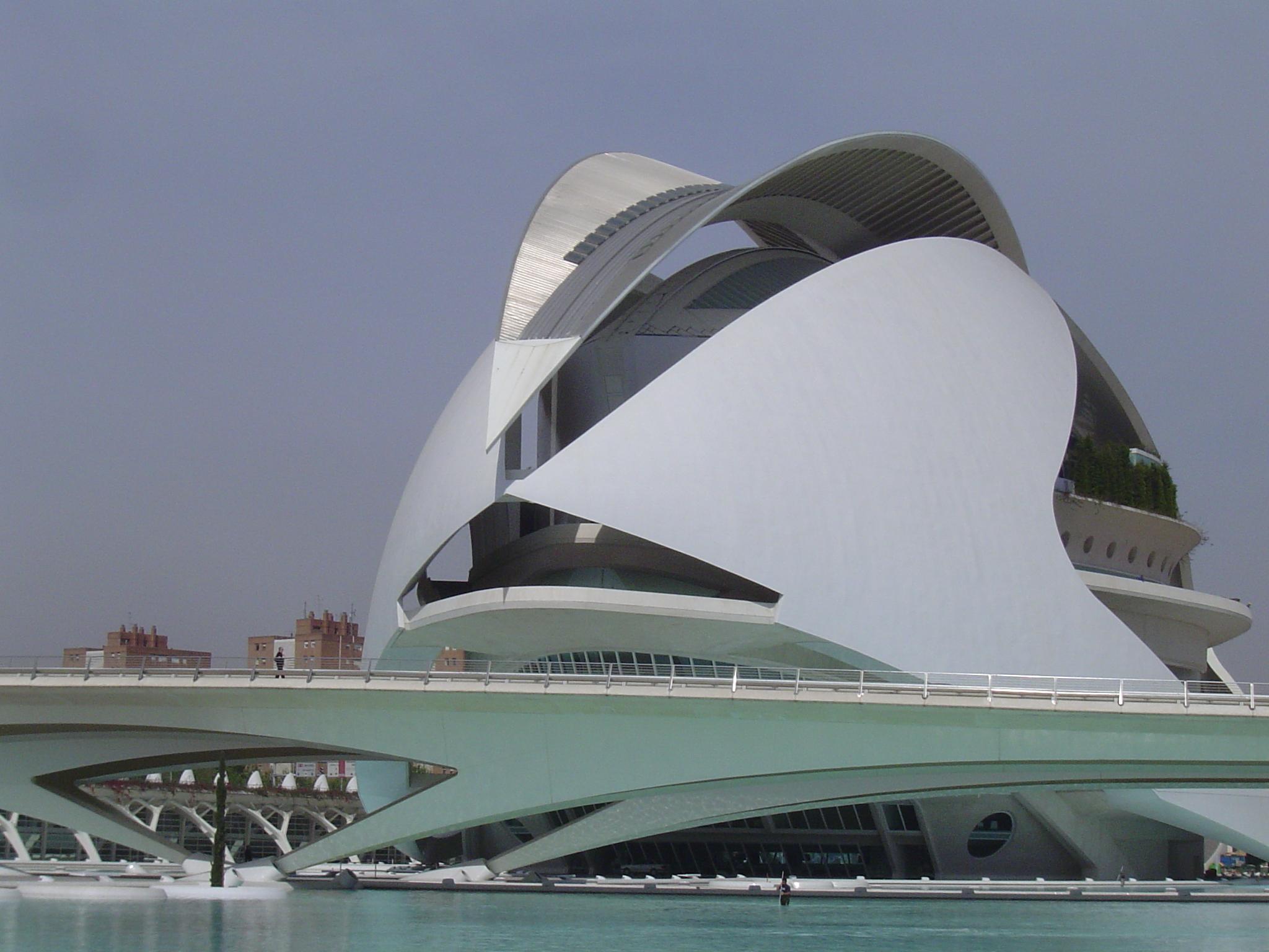 Ciudad de las Artes y las Ciencias. 1.100 millones de euros