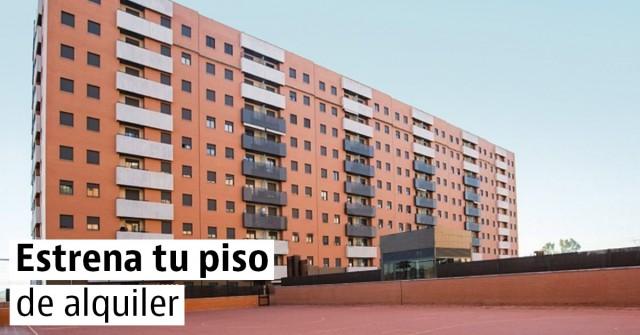 Los pisos nuevos en alquiler más baratos de España