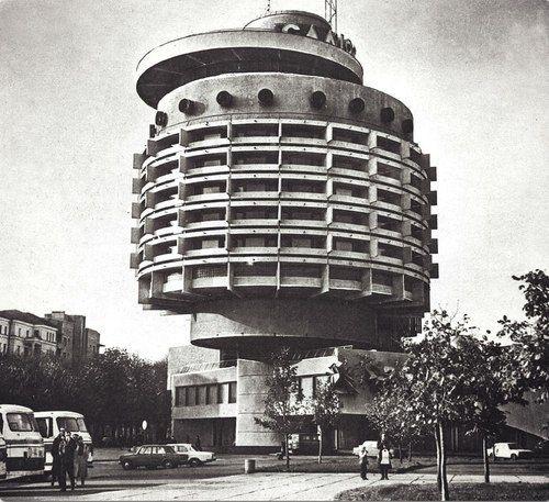 Hotel Salyut, Kiev, Ucrania