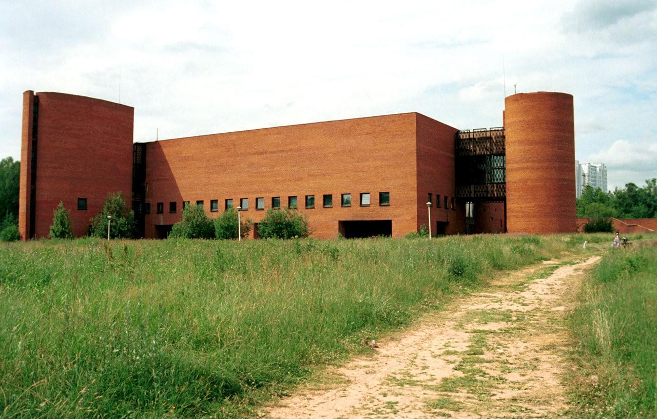 Museo de Paleontológico, Moscú