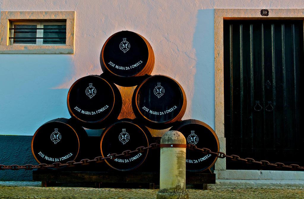 Ruta del Vino de la Península de Setúbal