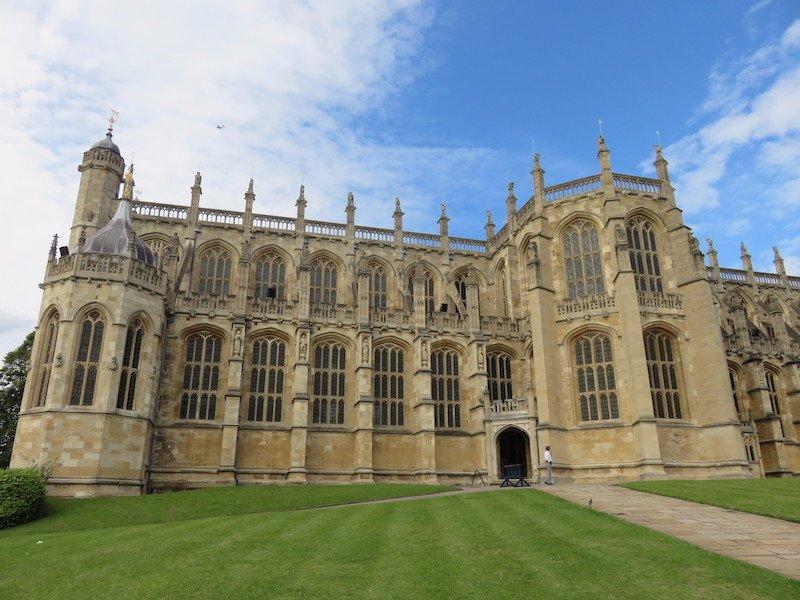 Lugar de la boda el Príncipe Harry y Meghan Markle