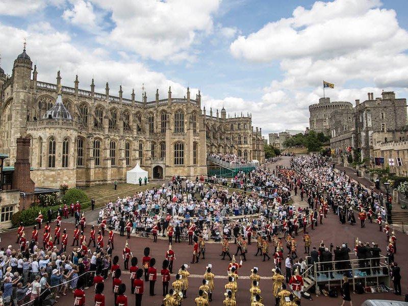 Cada junio se celebra el Garter Day