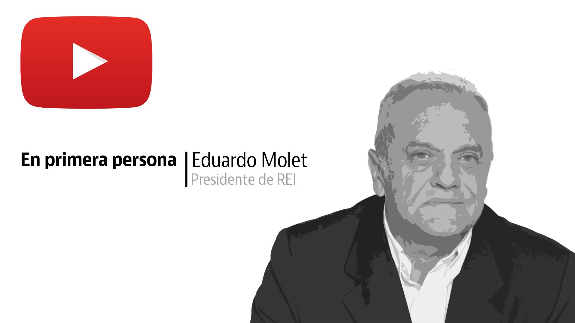 """Eduardo Molet: """"¿Hemos aprendido algo de la burbuja y la crisis del sector? Rotundamente no"""""""