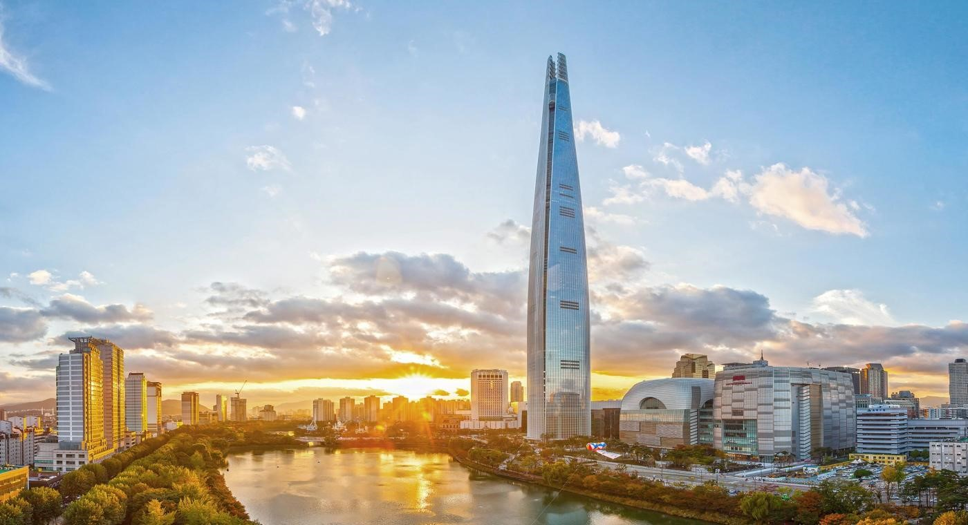 Foto: Lotte World Tower | Kohn Pedersen Fox