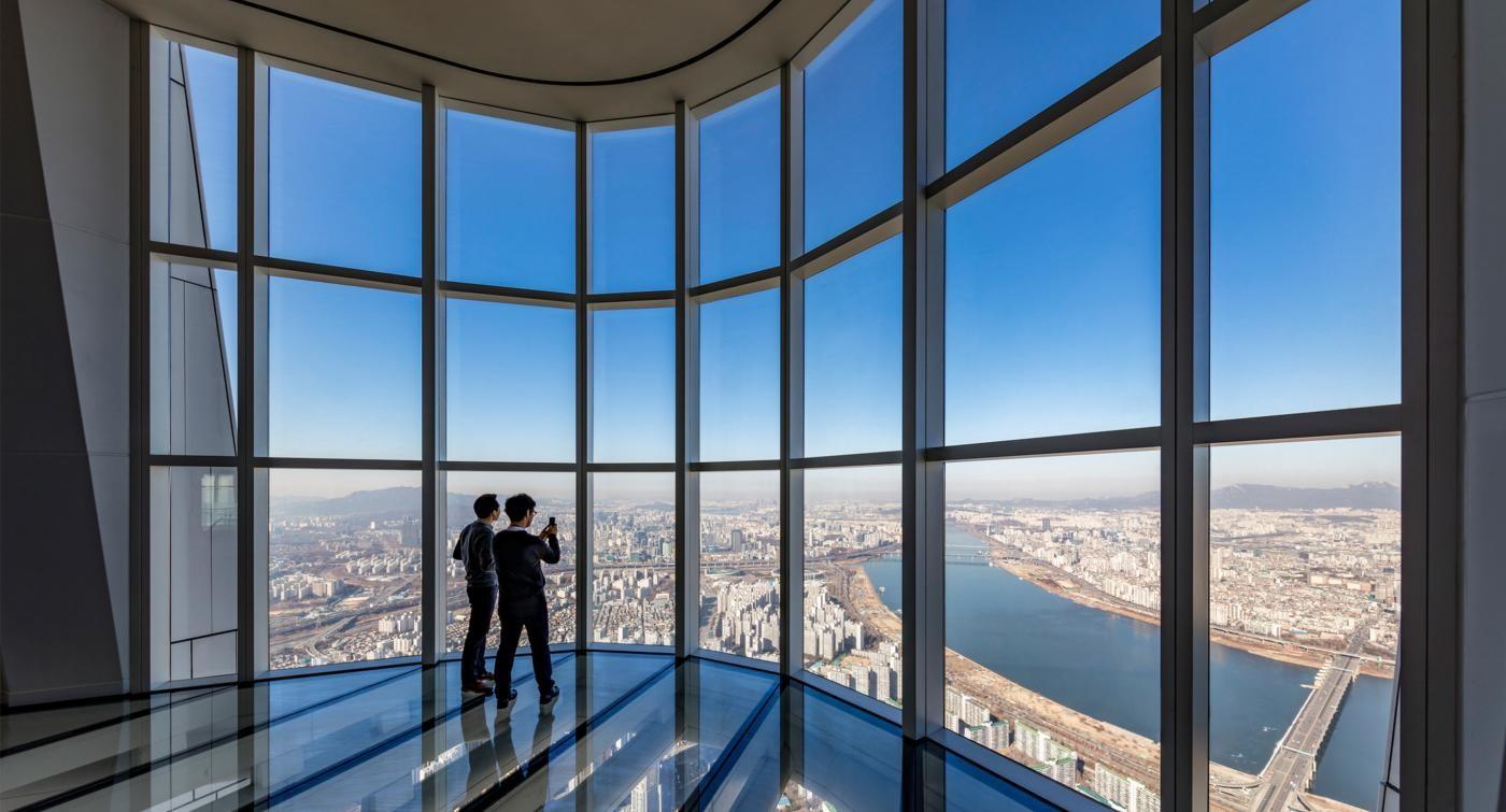 Foto:Lotte World Tower | Kohn Pedersen Fox