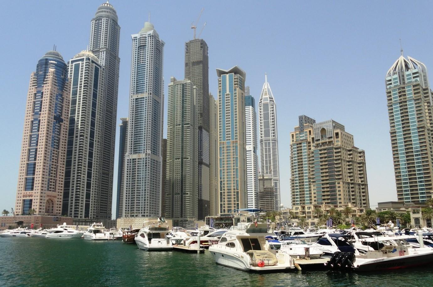 Foto: Dubái | Wikipedia Commons