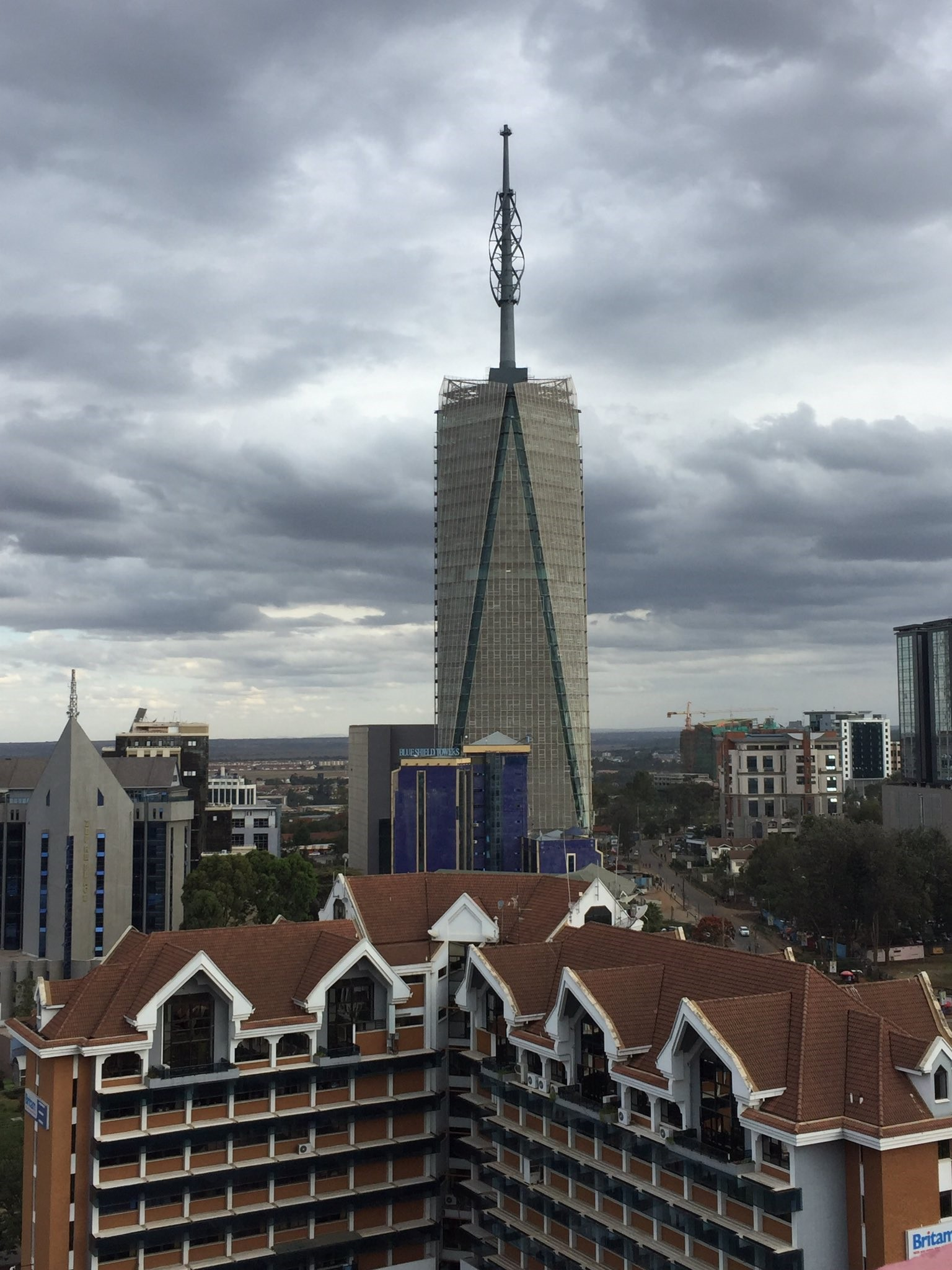 Foto: Britam Tower | Wikipedia Commons