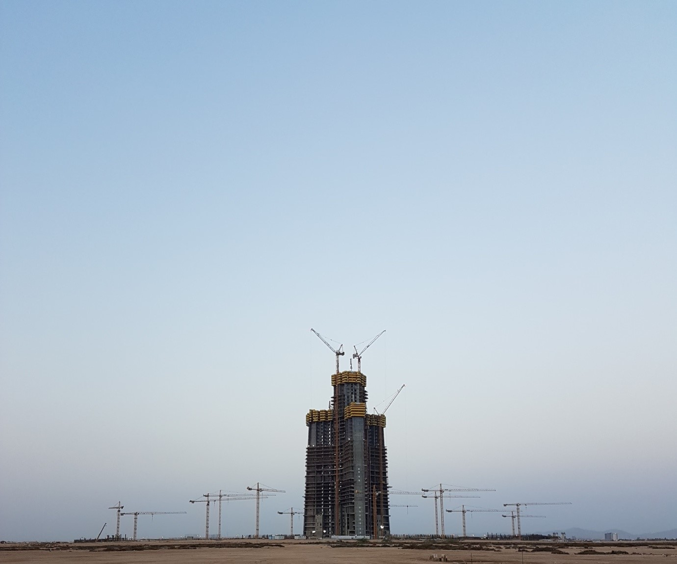 Foto: Jeddah Tower | Wikipedia Commons