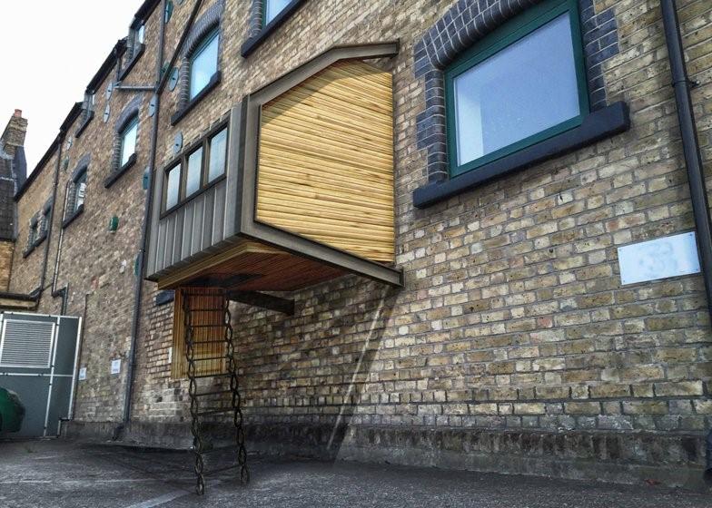 Alojamientos para personas sin hogar en Londres