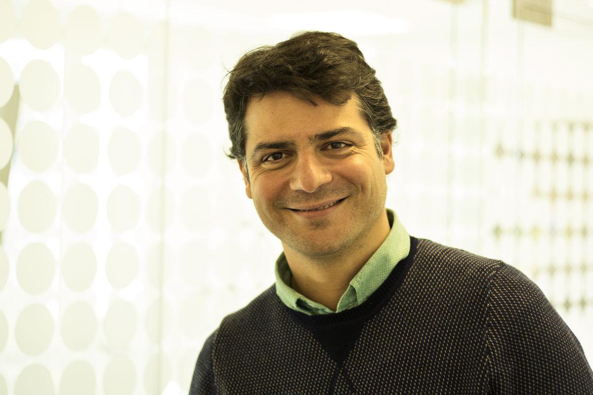 El fotógrafo Ignacio Pereira