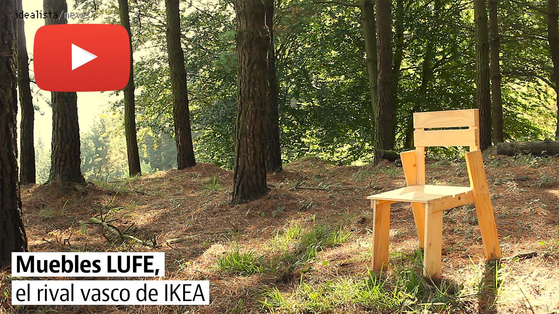 La historia de Muebles Lufe, el 'rival' vasco de IKEA que nació con una inversión de 2.000 euros