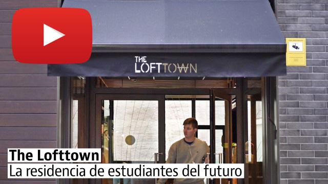 The Lofttown, el nuevo concepto de residencia de estudiantes que nace en Barcelona