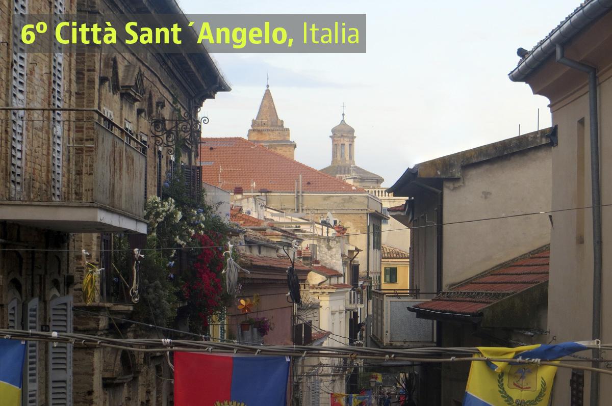 Città Sant 'Angelo, Italia
