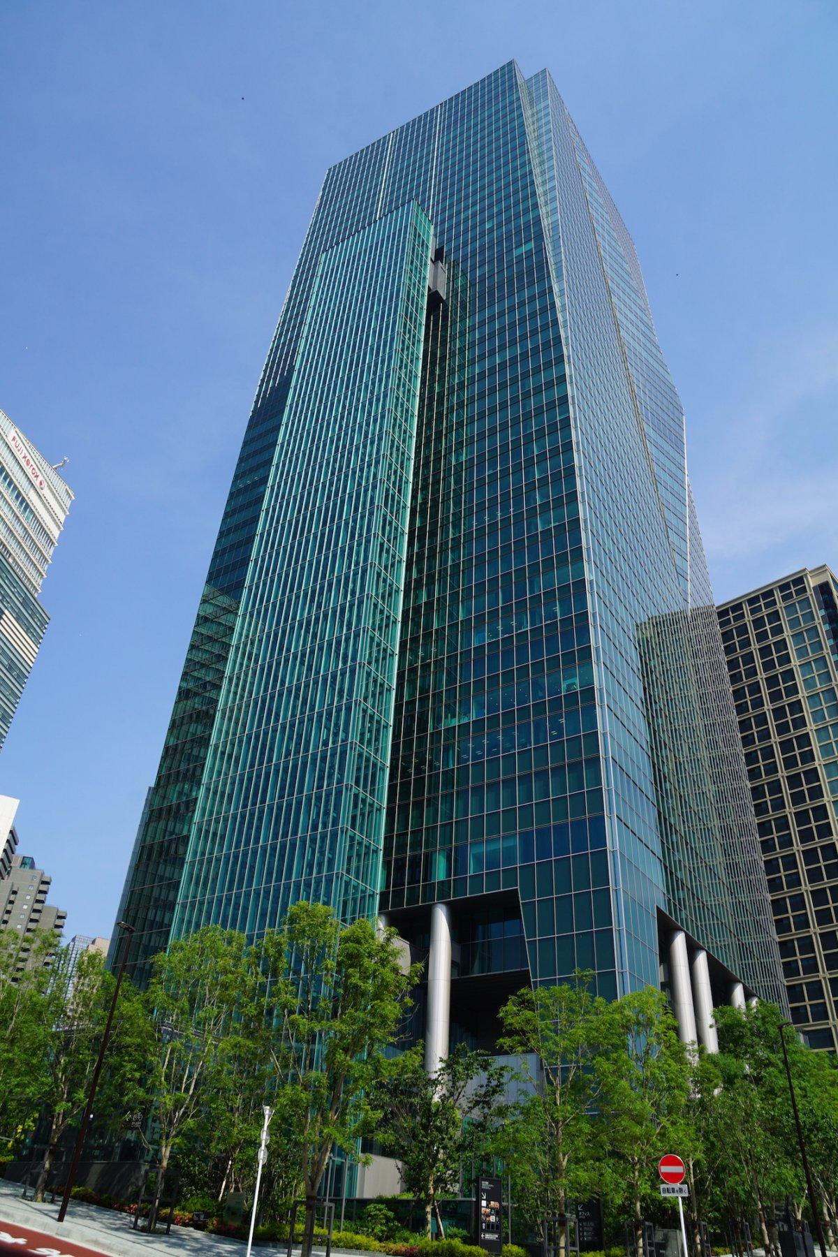 Puesto número 10: La Gran Torre de Simotomo Fudosan Ropoongi