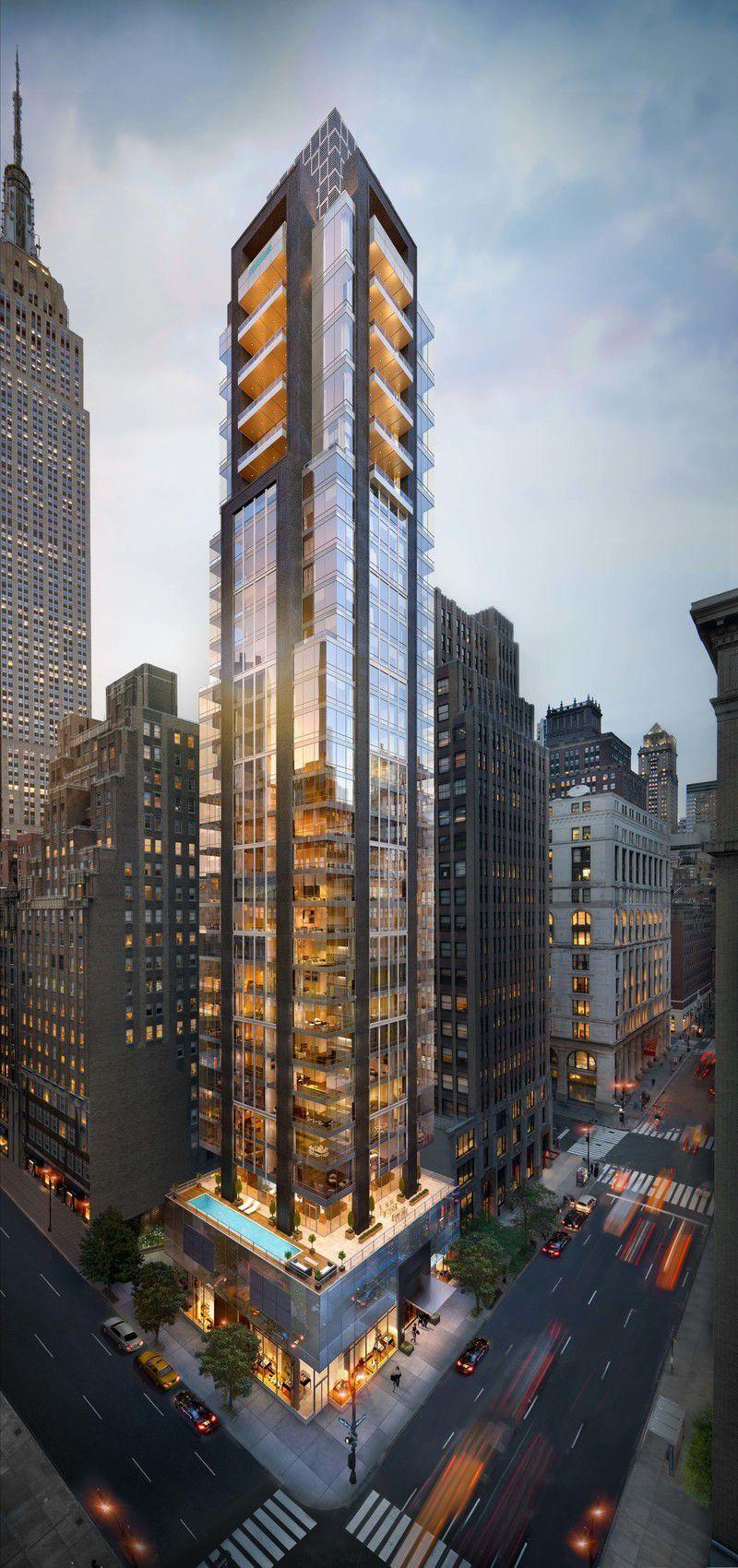 Nuevos apartamentos de lujo en Nueva York