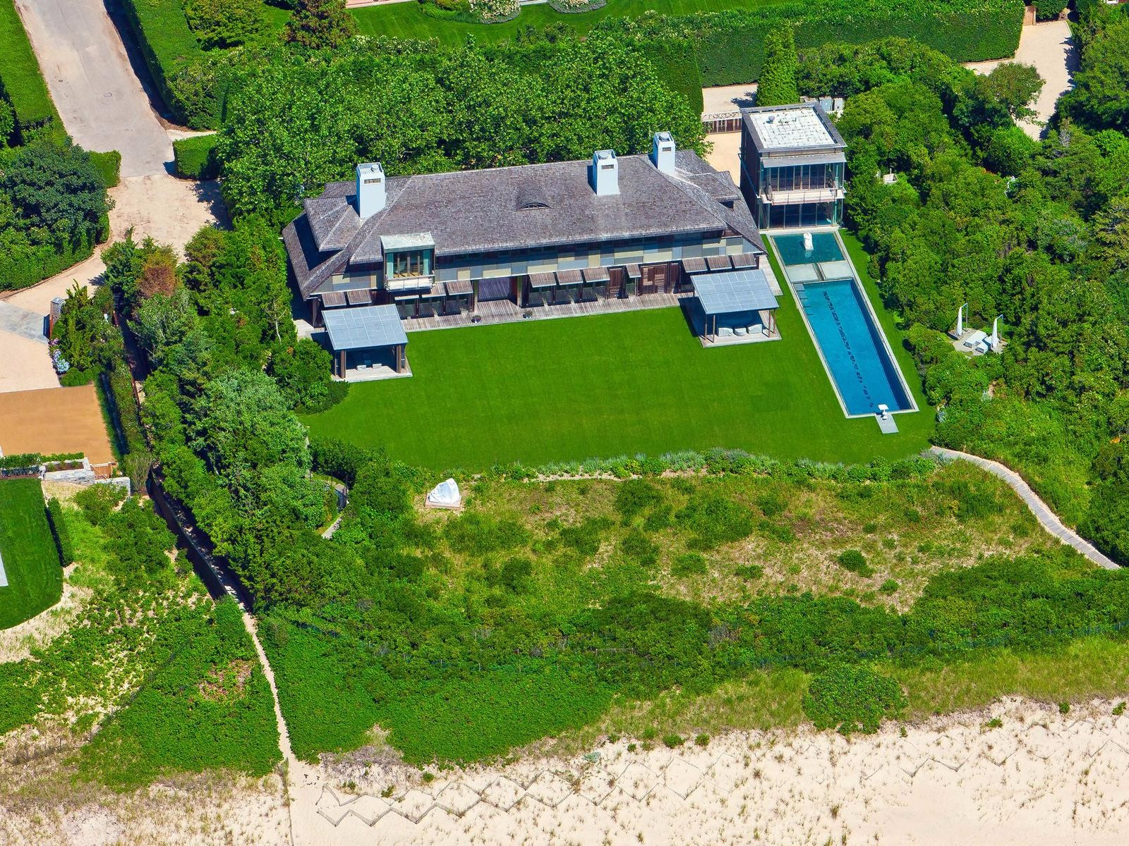 Los Hamptons es la zona más cotizada por ricos y famosos de Nueva York