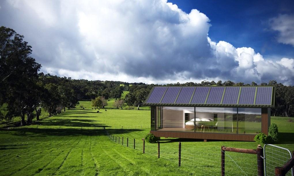 Una casa de campo ideal