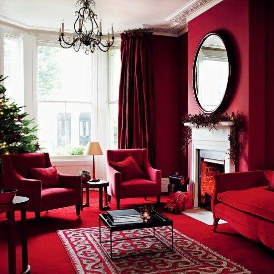 Bedroom With Red Carpet Zen Bedroom Furniture Bedroom Colors Light Purple Vintage Bedroom Curtains: Descubre El Color Ideal Para Decorar Tu Casa... Según Tu