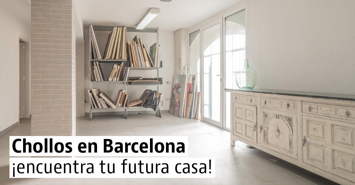 Verdaderos chollos inmobiliarios de Barcelona