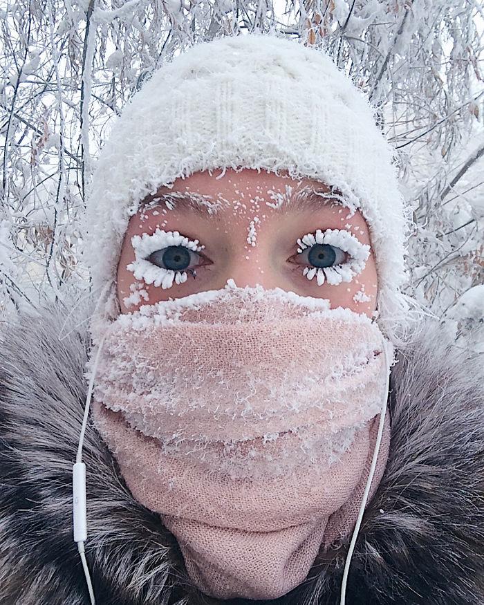 Cómo (sobre)vivir a 60 grados bajo cero: así es la ciudad más helada del planeta