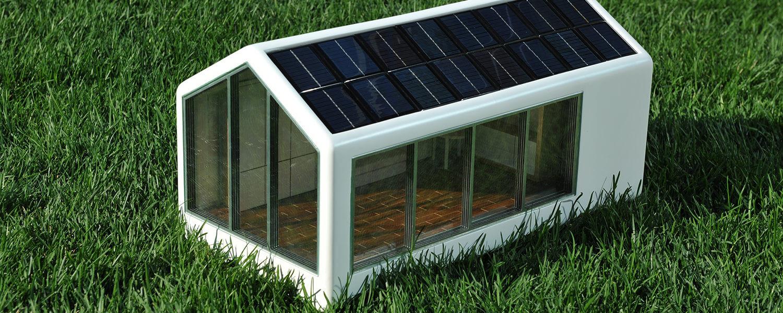 Se puede instalar como una caseta de jardín