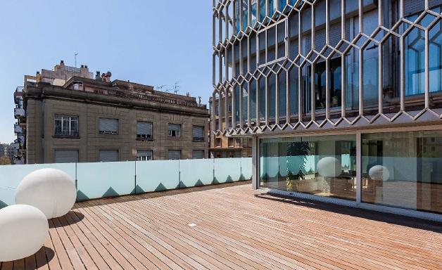 Edificio de Barcelona adquirido por Colonial
