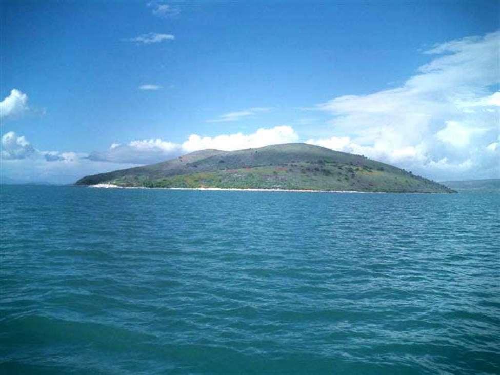 Isla Dulichium, Grecia