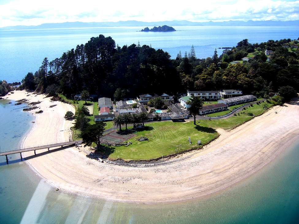 Isla Pakatoa, Auckland, Nueva Zelanda