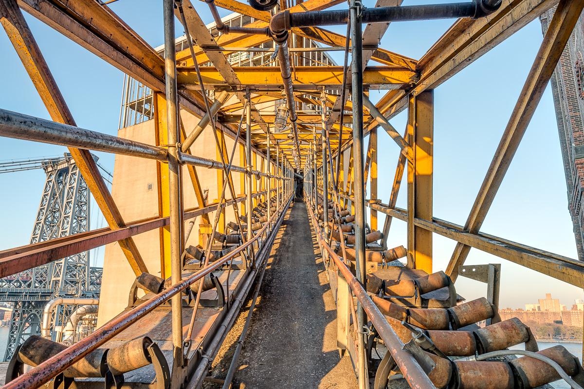Era la refinería de azúcar más grande del mundo