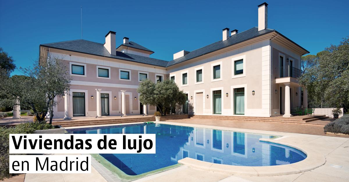 Las casas más caras de la Comunidad de Madrid