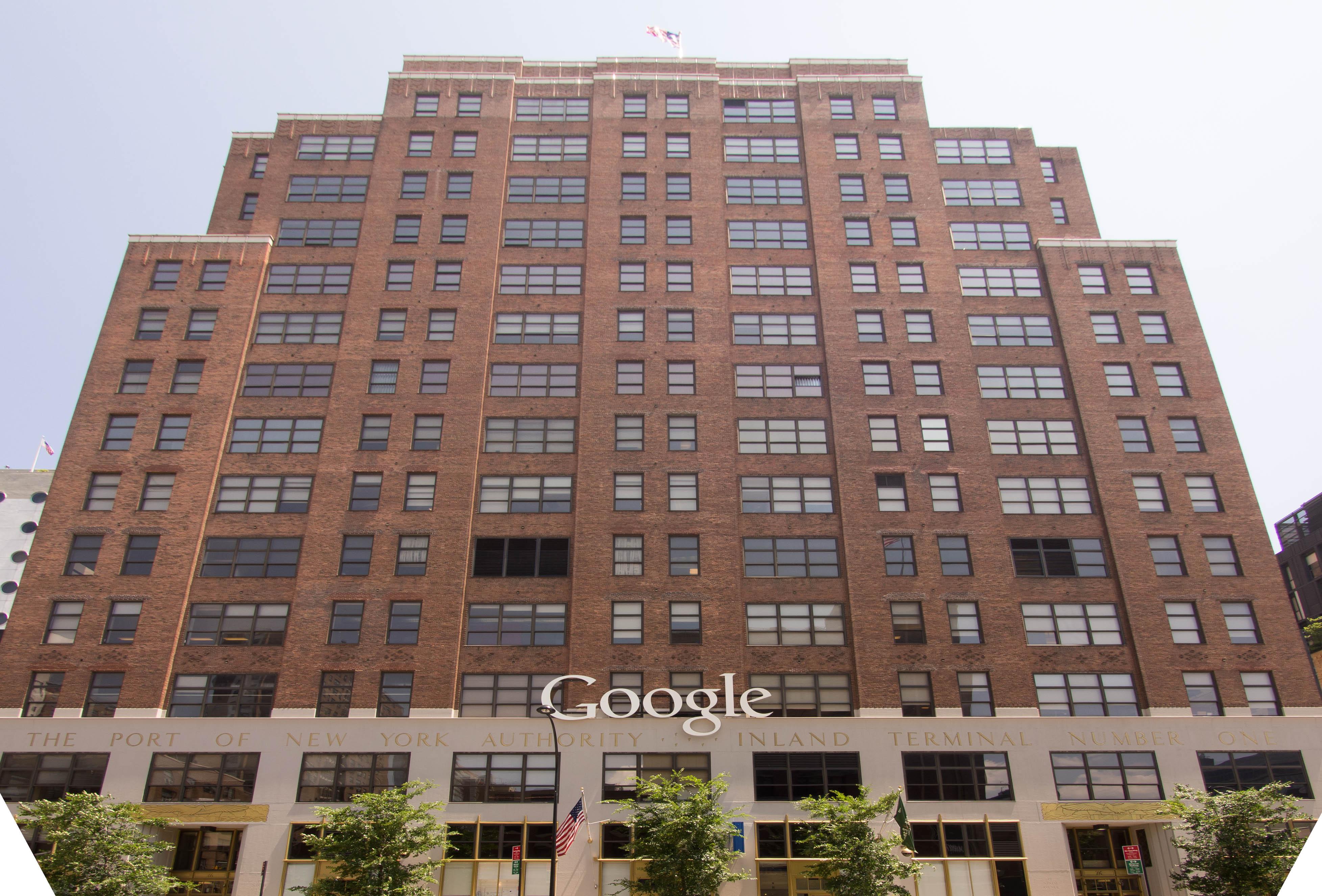 Google se instaló en el barrio en una antigua fábrica del número 111 de la Octava Avenida / Wikimedia commons