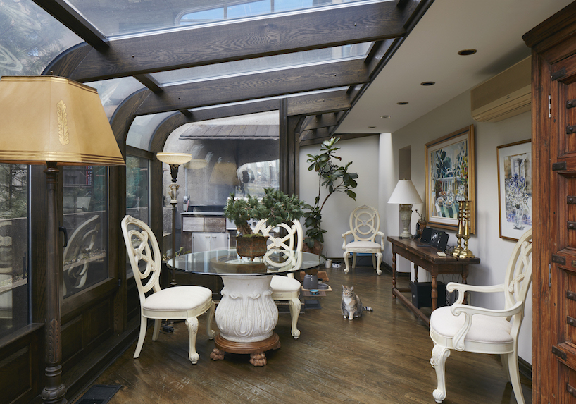 El interior de una vivienda
