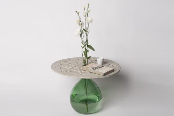 Una moderna mesa
