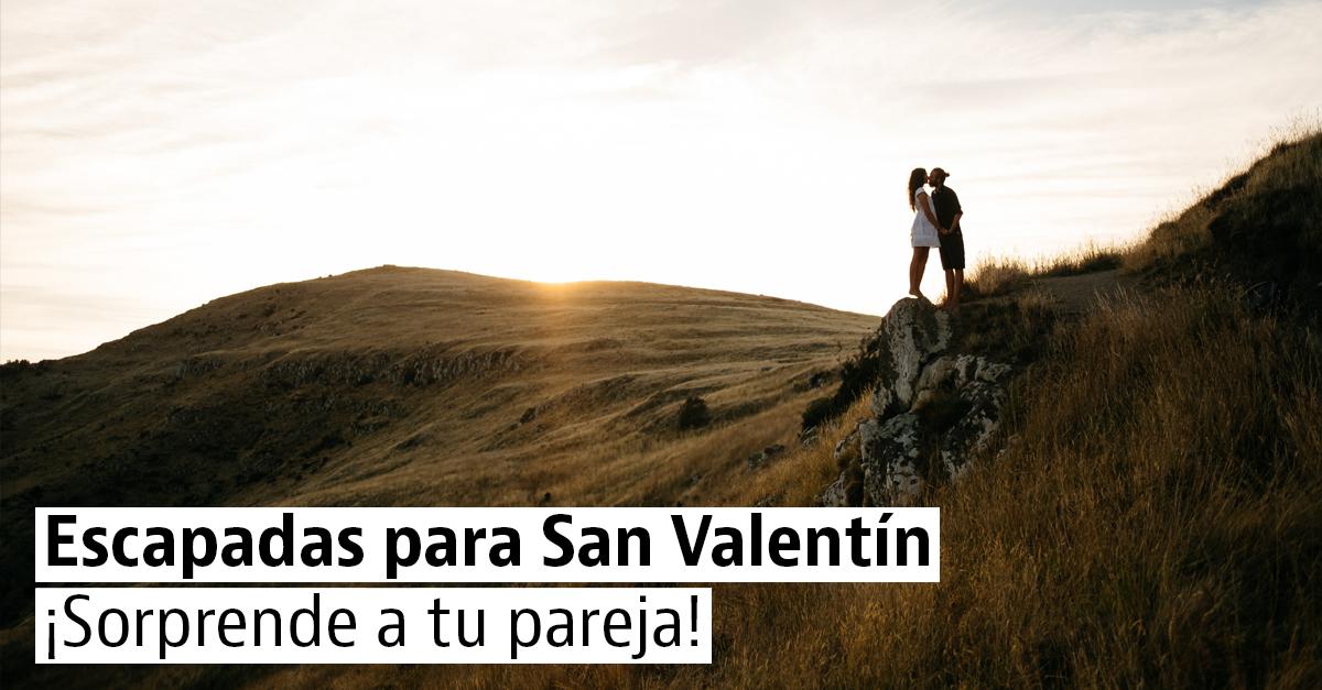 Destinos rurales para una escapada romántica en San Valentín