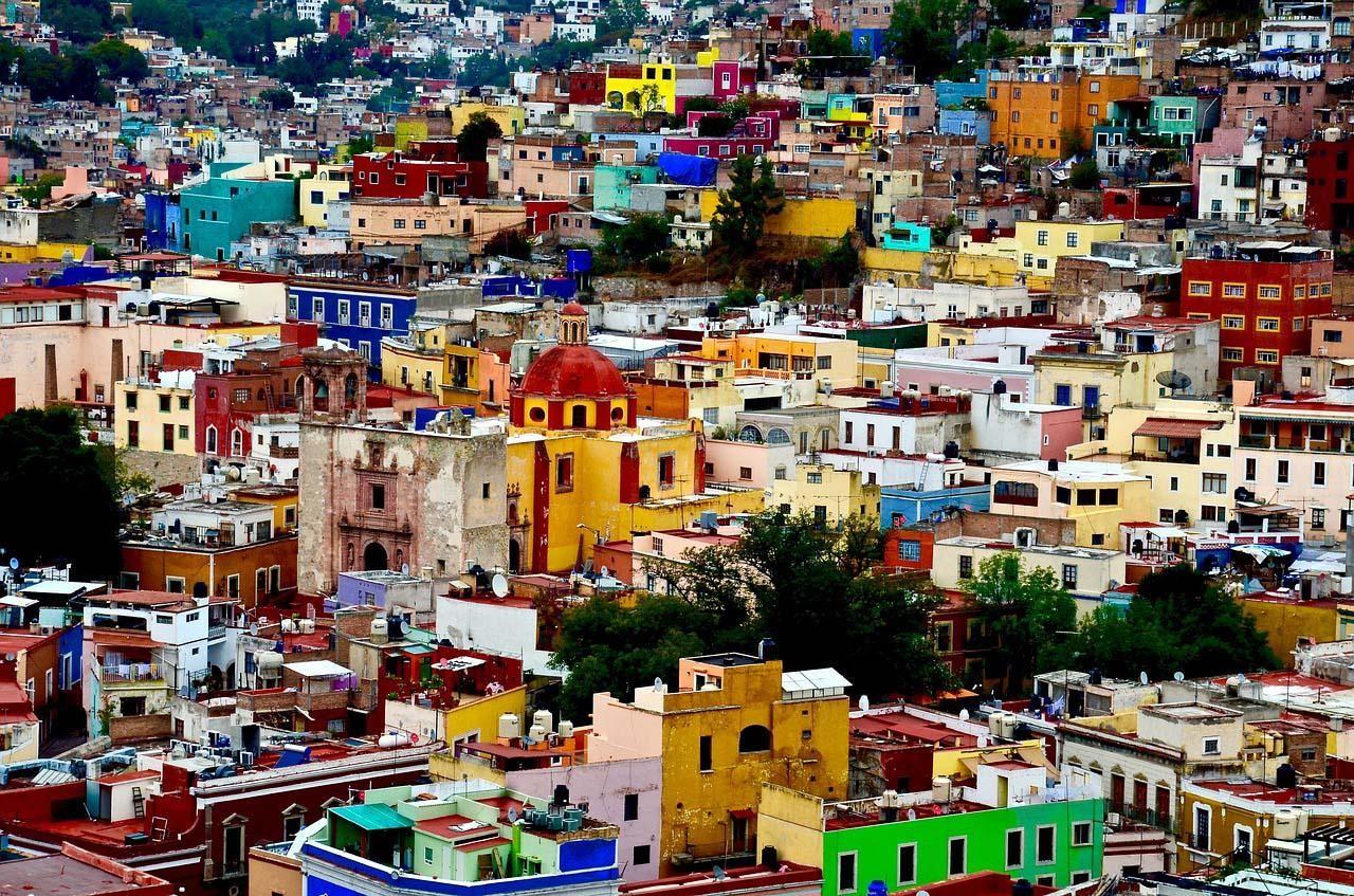 Guanajuato, el México colonial y minero