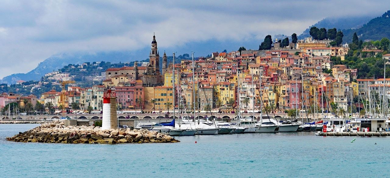Menton, la perla mediterránea de Francia