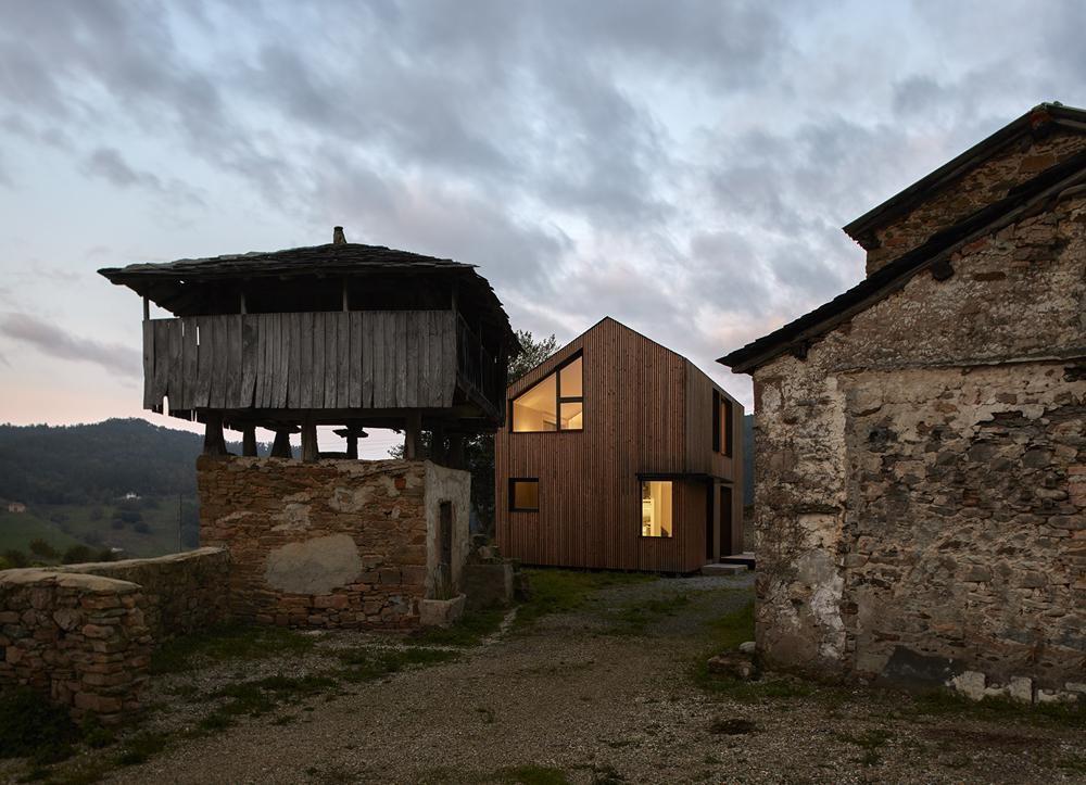 Estas increbles casas prefabricadas made in Spain se montan en