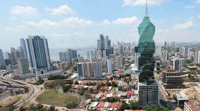 La torre retorcida de Panamá