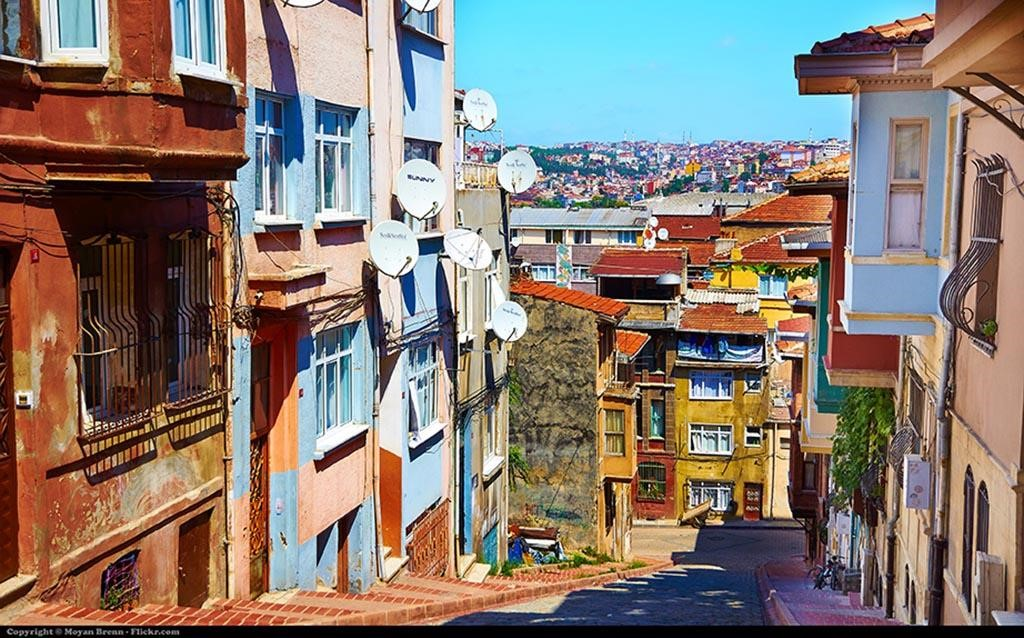 Balat, el barrio de moda en Estambul