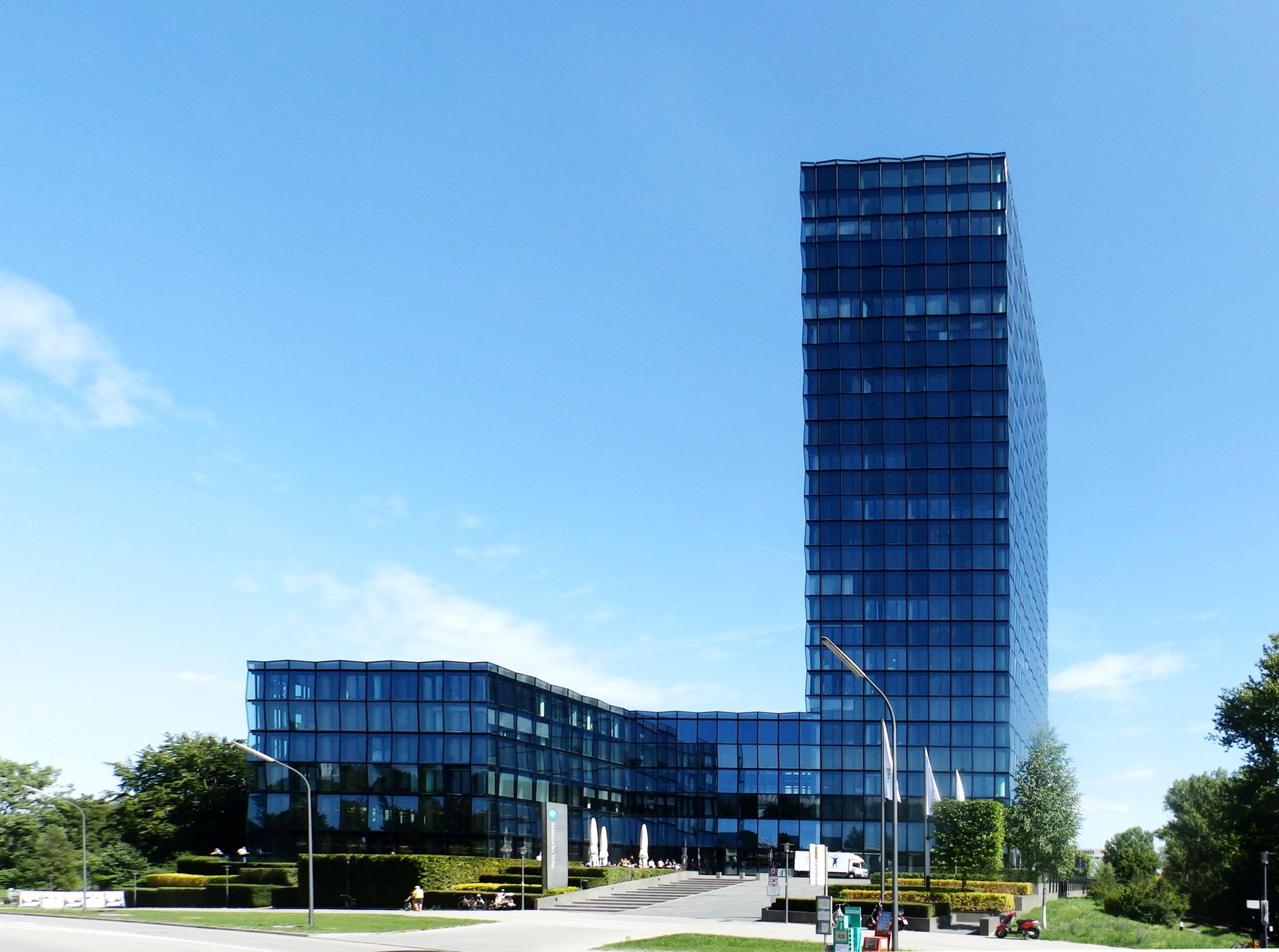 SZ Tower, uno de los principales rascacielos de Múnich (Alemania)