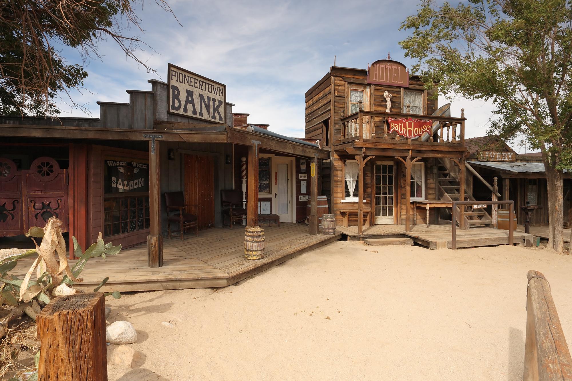 Pioner Town, California