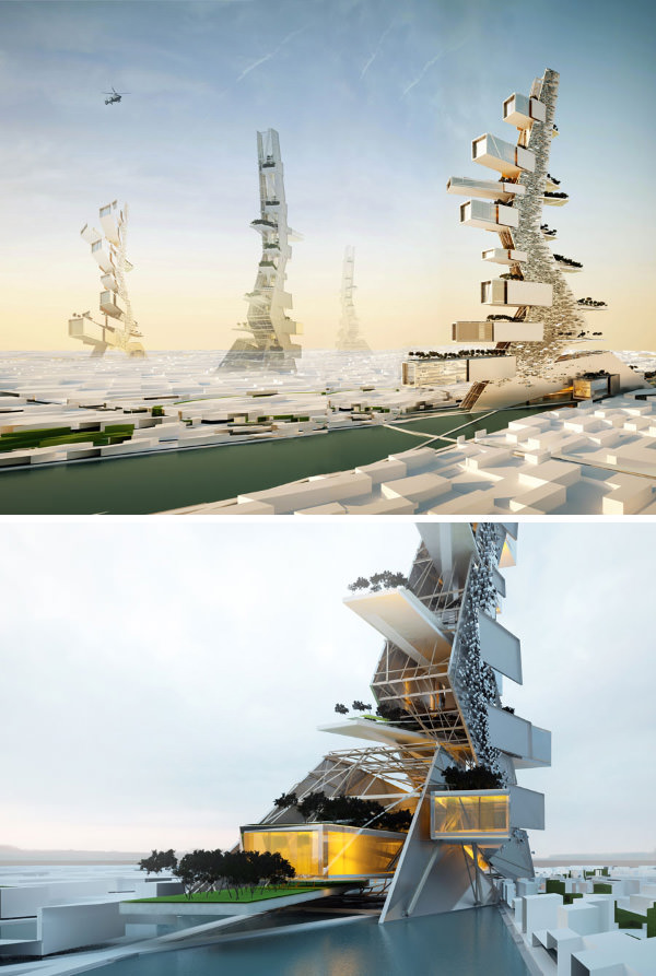 Skyscrapers for the future