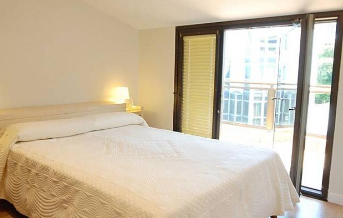 Un apartamento perfecto para parejas