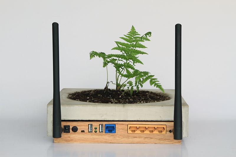 Accesorios tecnológicos hechos a mano