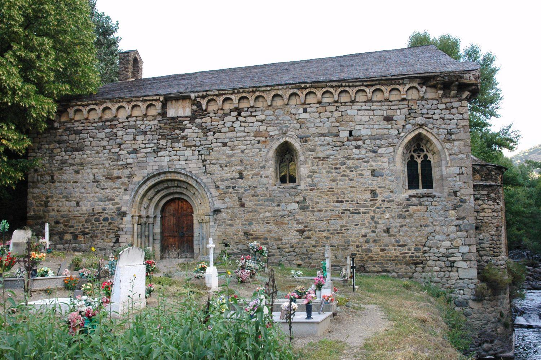 Ermita de Sant Joan de Isil