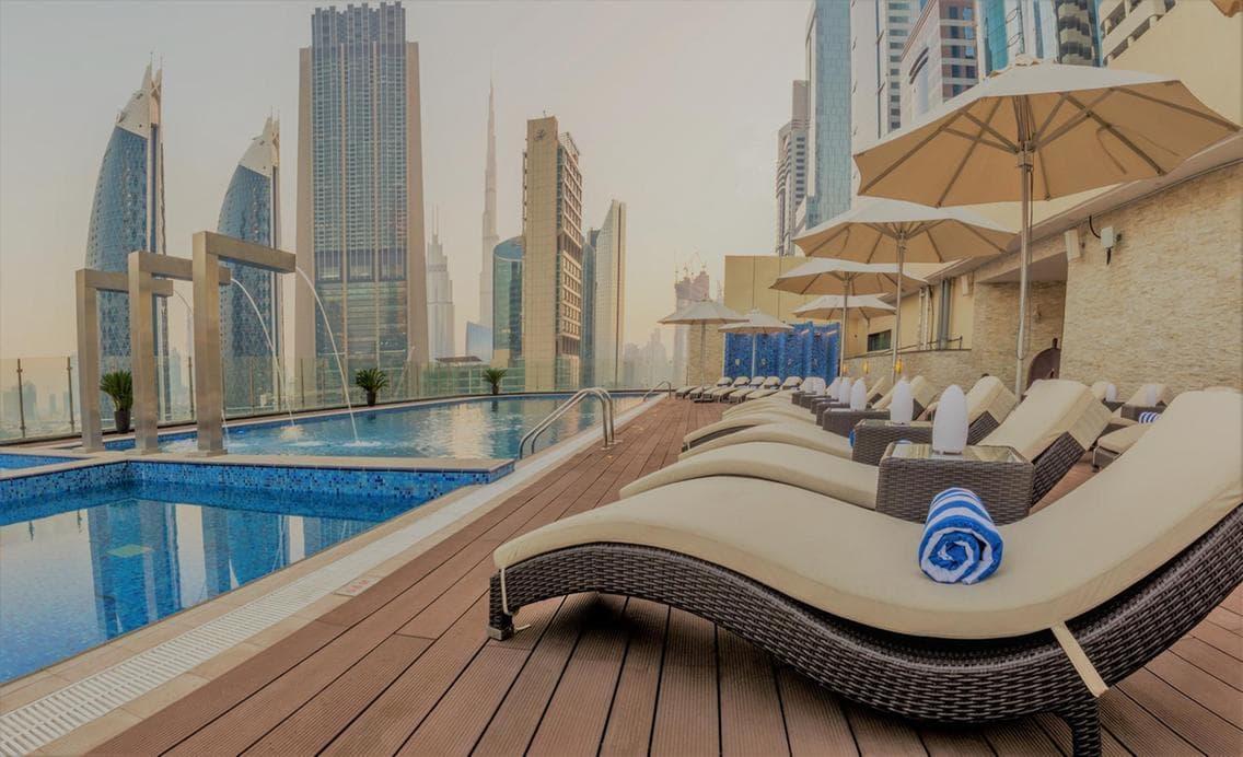 Acaba de abrir cerca de la Marina de Dubái